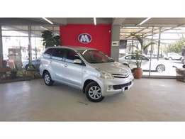 Toyota - Avanza 1.5 (Mark II) SX which has done 99000 km