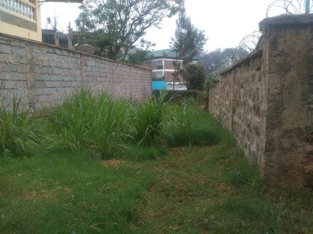 Land for sale at Outspan, Ring road area,Nyeri. Ring Road Estate - image 1