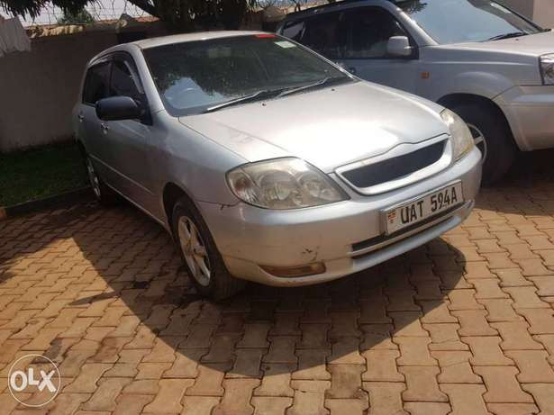 Toyota Allex Quick deal Sunday special Need money Kampala - image 3