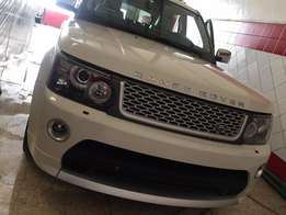 Upgraded 2006 Range Rover Sport For Sale