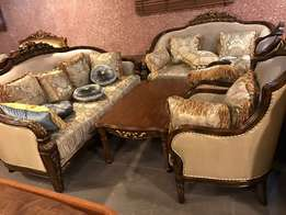 Royal sofa chair by 7seater
