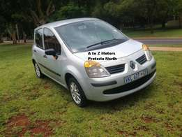 2007 Renault Modus 1.4 Expression Hatchback for Sale: