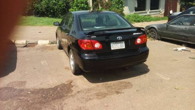 A very sharp and clean Nigerian use Toyota corolla Gwarinpa Estate - image 1