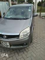 Nissan lafesta silver colour fully loaded.