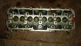 Vw 8 valve fuel injection and carb head for sale