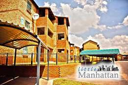 R5000 flat to rent a ground floor unit in a Secure Complex
