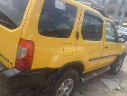 Neatly registered Nissan Xterra Jeep with all functions intact