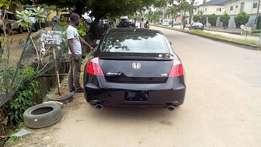 Honda Accord Coupe (2008) Tokunbo