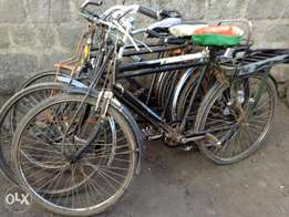 Used but well maintained both for transport and business