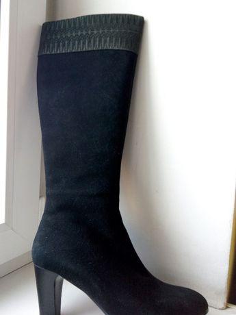 Зимові нові замшеві чоботи зимние сапоги 37 р.  1 900 грн. - Жіноче ... 3157f56894b7e