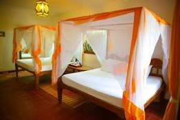 Executive hotel to let in Diani.