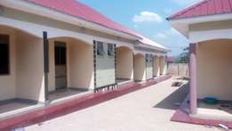 A brand new doubleroomed house in bweyogerere at 300k