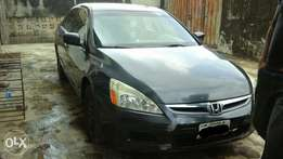 2007 Nigerian used Honda Accord