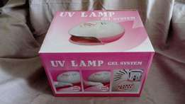 UV Lamp Gel System