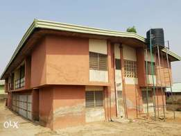 2 TWINS 6 bedrooms duplex at Are Oluyole estate ring road ibadan
