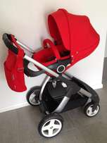 Stokke Crusi pram immaculate condition
