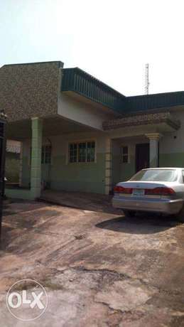 4 Bedrooms Bungalow With Pent House at Ikolaba New-Bodijah Ibadan Ibadan North - image 1