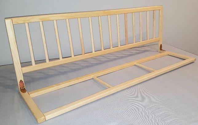 Barierka Ochronna Barierka Zabezpieczająca Do łóżka Dziecka