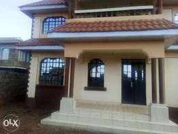 4bedroom maisonette all ensuit for sale at Thika landless Salama estat