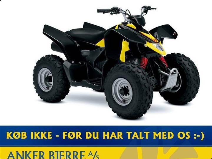 Suzuki LT-Z90 STÆRK BØRNE-ATV - 2019