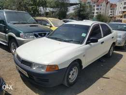 Mitsubishi Lancer 1500 cc in excellent condition, clean
