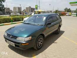 Toyota corolla DX in super condition,highly maintained