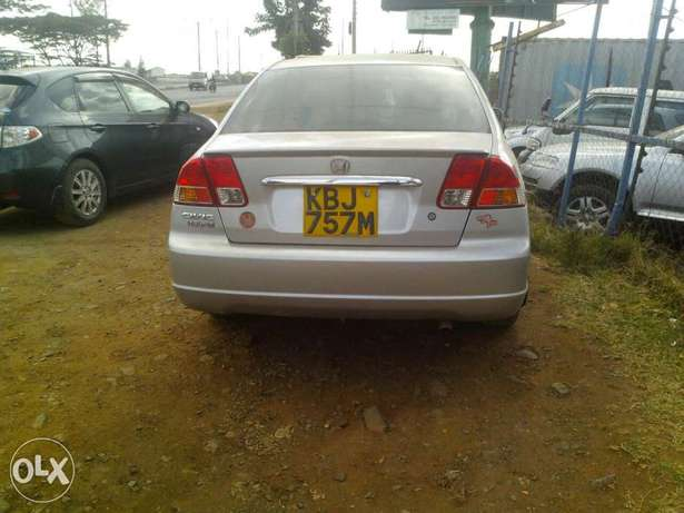Honda Civic, KBJ, year 2001, 1500 CC, used. Langata - image 1