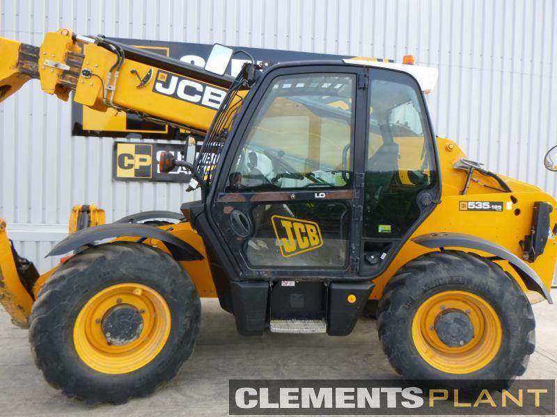 JCB 535-125 Hi-viz - 2011 - image 5