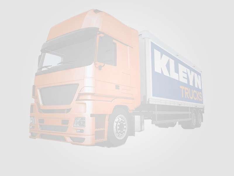 Krone SD omega floor liftaxle - 2015