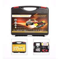8 in 1 New multi functional Emergency Car Jump Starter 20800mAh with A
