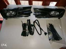 New honda brio/mobilio fog lights