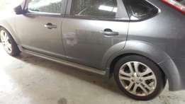 2.0 Ford Focus parts for TDCI stripping