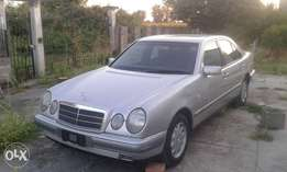 NEAT BENZ E200 for sale