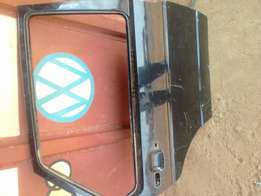 Golf 1 front doors,exhaust manifold and Head cylinder,
