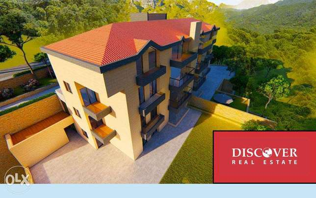 Luxurious 200m2 apartment for sale in Baabdat