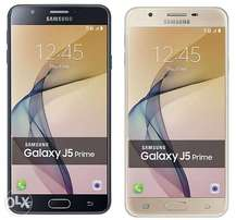 Samsung Galaxy J5 Prime 16GB,2GB RAM 13MP Camera 4G LTE
