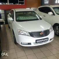 2016 Geely Emgrand 1.8 LUX