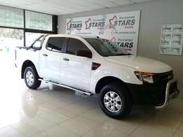 Ford Ranger 2.2 XL D/C different option have a look