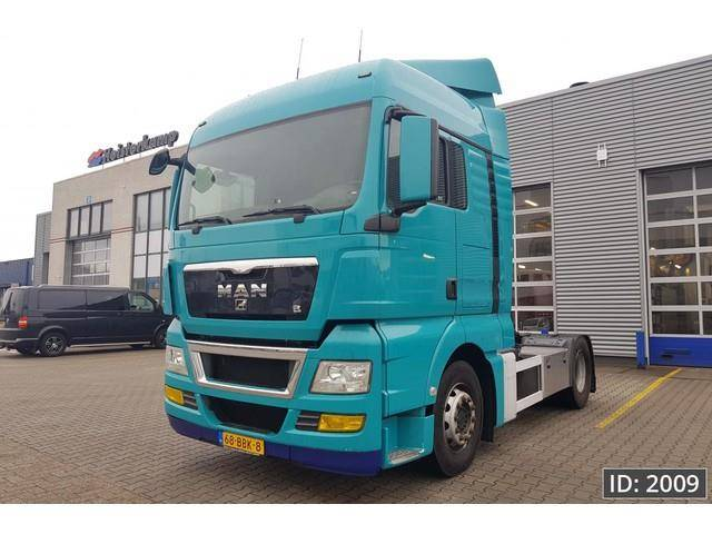 MAN TGX 18.360 XL, Euro 5, NL Truck - 2012
