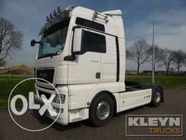 MAN 18.480 TGX - To be Imported