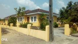 3 bedroom detached bungalow at ibeju lekki