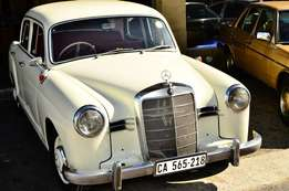 Mercedes Benz Ponton 190 for Sale