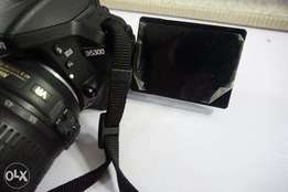 Nikon D5300 Camera 6 months old (Used) WITH REMOTE CONTROL and Wifi