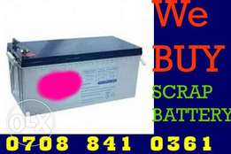Used Inverter or Solar Batteries battery ajah lekki Lagos