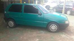 Fiat Uno 2000 model for sale