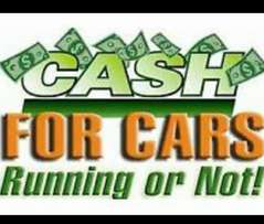 Cash For Cars Running or Not