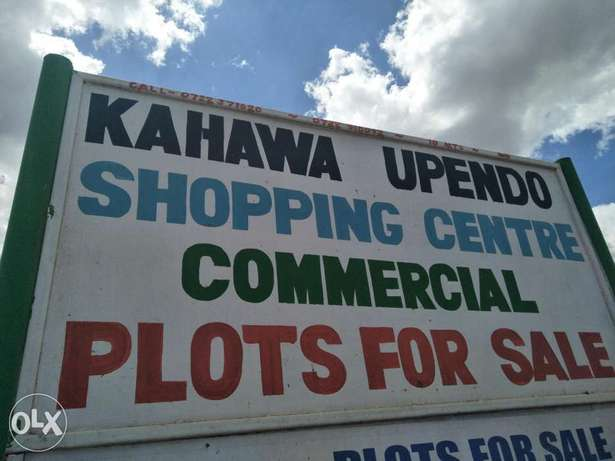 For quick sale plots in kahawa Upendo area 5kms interior from Bahati Nakuru East - image 6