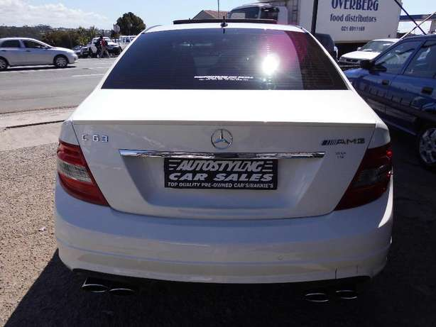 Autostyling Car Sales-EL-08 Merc C63 AMG Performance Pack,375kW,Immac East London - image 3