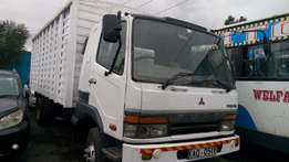 Mitsubishi Fuso in good condition