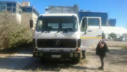 Truck and trailer for sale or swop